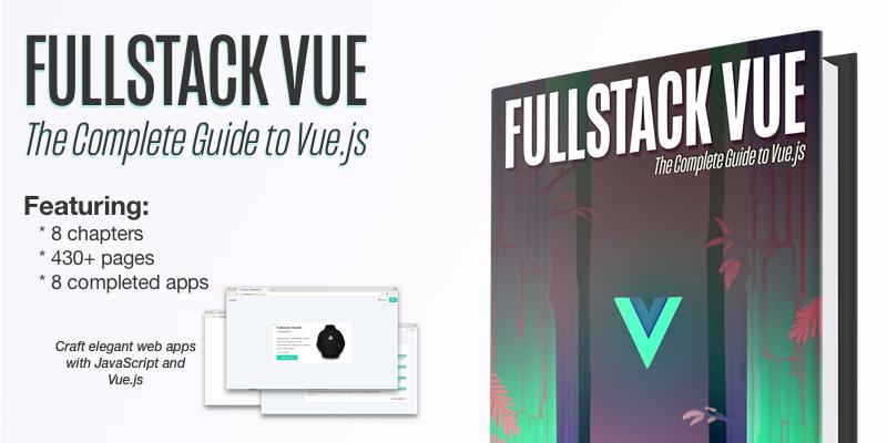 Fullstack Vue.js