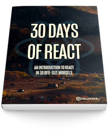 Fullstack React 30 Days Of React