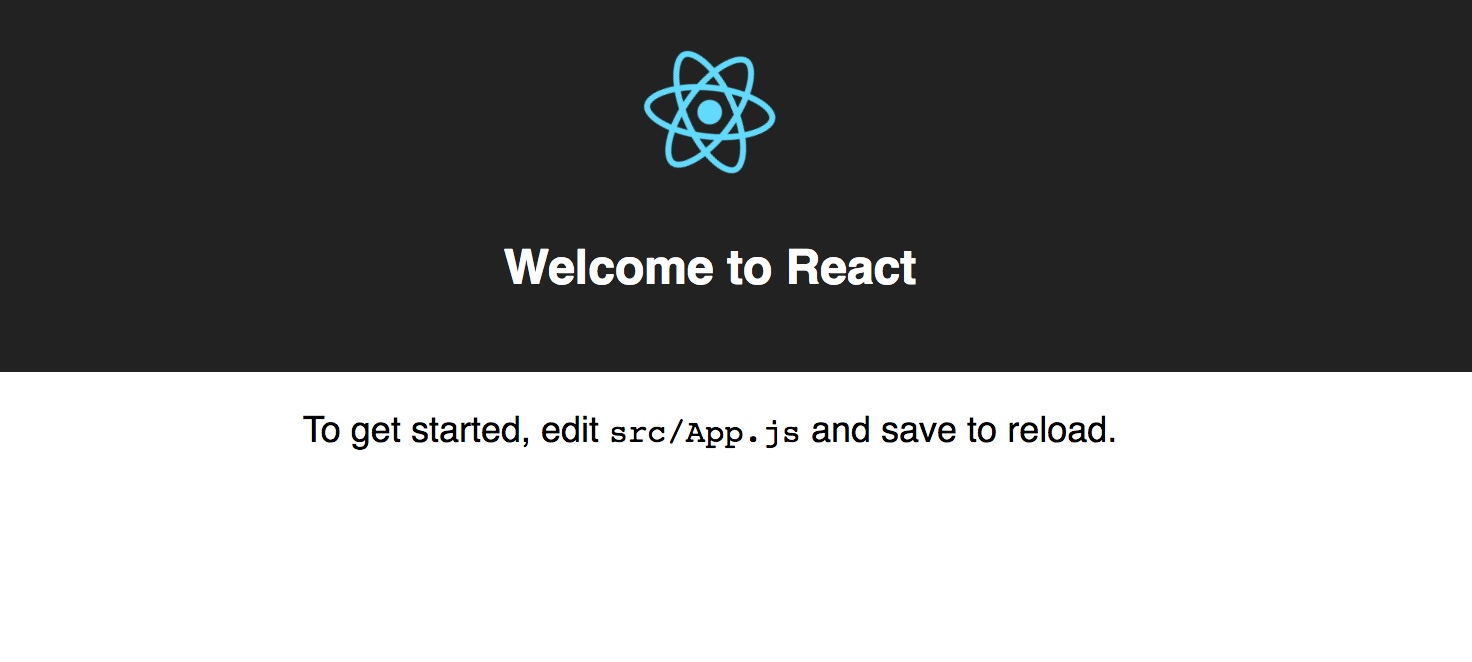 React Application Working