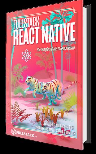 Fullstack React: Build A JavaScript Navigator for React Native