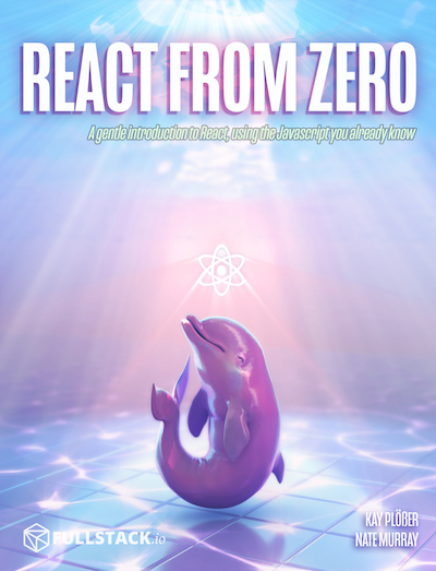 React From Zero Book - Get started with React using the