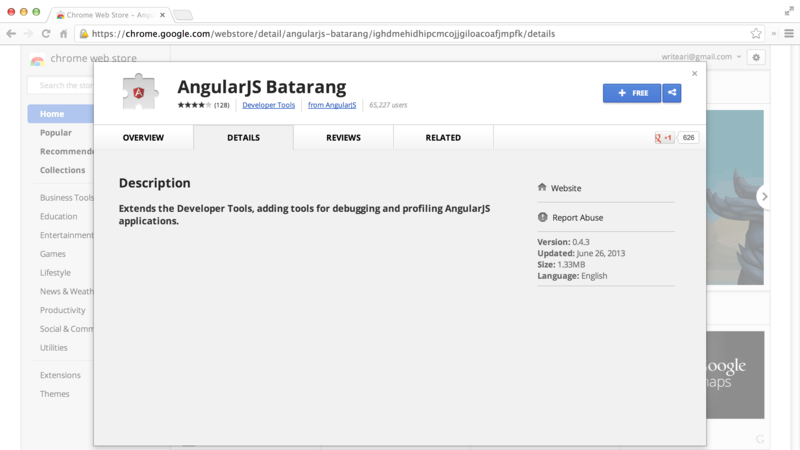 Debugging AngularJS |