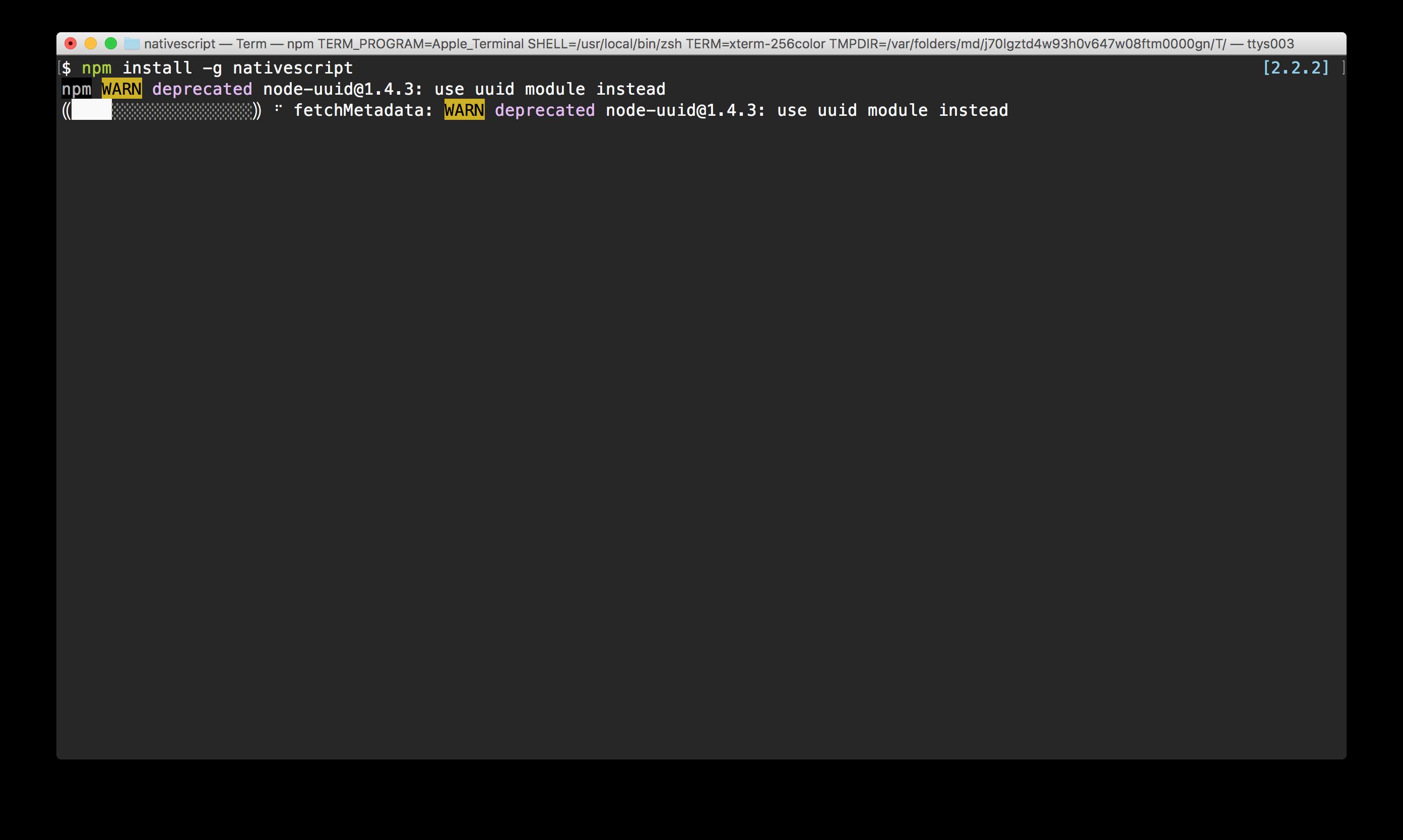 NativeScript: Mobile Applications for the Angular Developer  